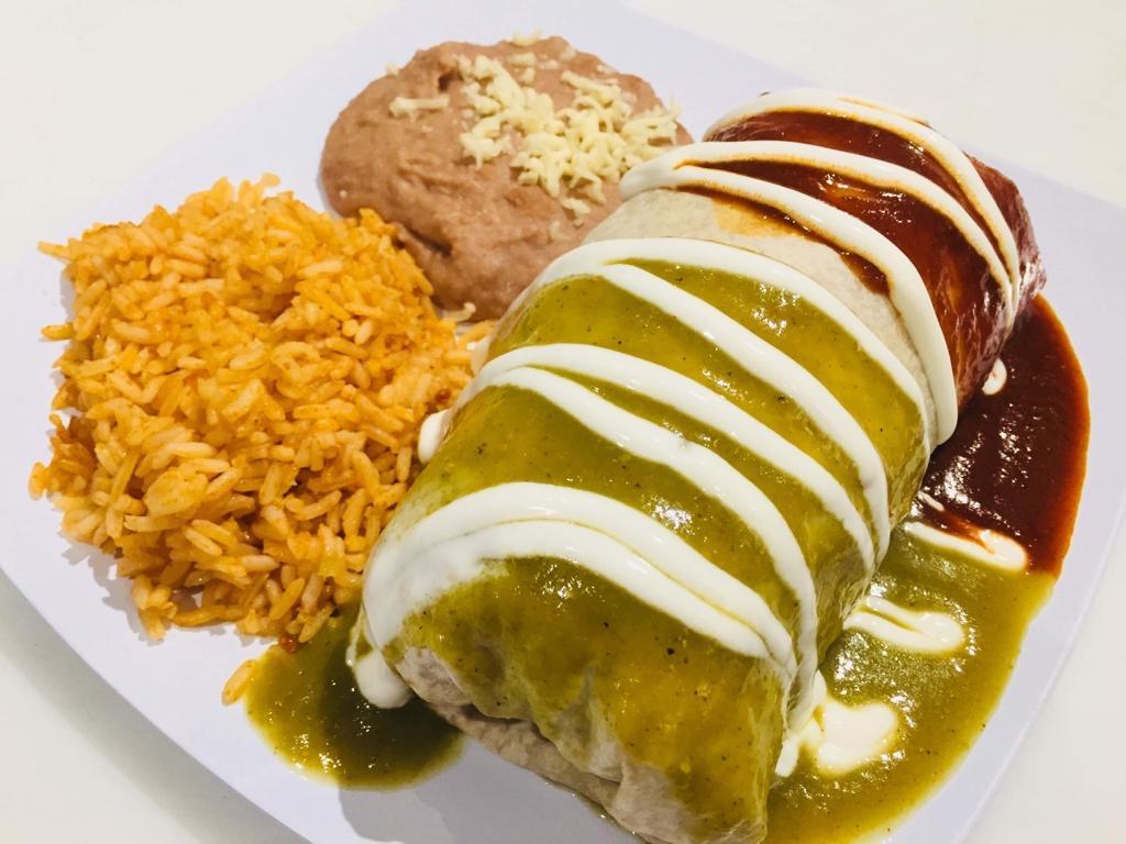 Ay Chihuahua Mexican Food south surrey
